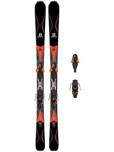Salomon Herren Ski Set X Drive X8.0 156 + Xt12 C90: Amazon