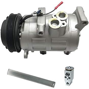 283 Pack UAC CO 11304C New Compressor