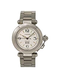 Cartier Pasha Automatic-self-Wind Male Watch W31044M7 (Certified Pre-Owned)