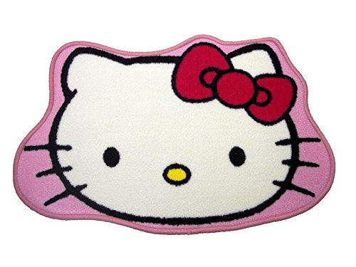 Vivos casa Alfombra Alfombra Hello Kitty Original Sanrio 100/x 76/cm C/ámara ni/ña