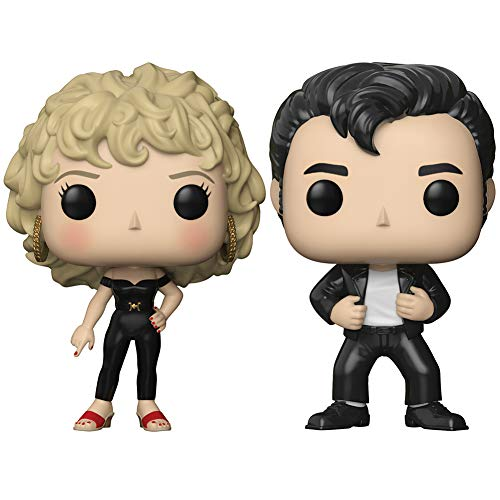 grease figurines - 1