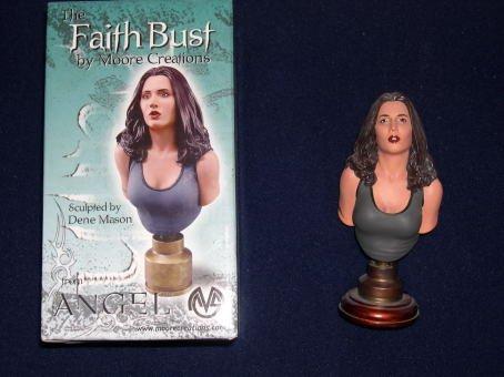 The Faith Bust from Angel