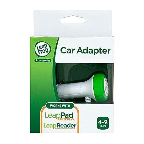 LEAPFROG ENTERPRISES LEAPFROG CAR ADAPTER FOR LEAPPAD (Set of 6) - Leapfrog Car Adapter