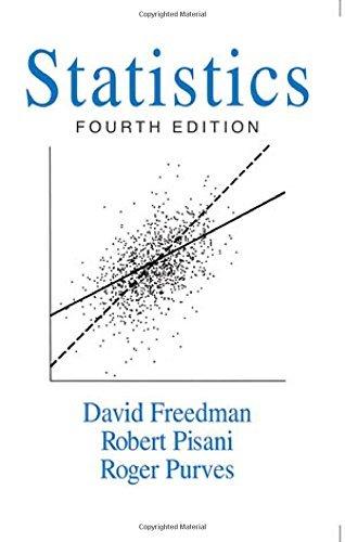 Statistics (Fourth Edition)