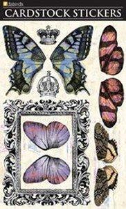 (Daisy D's Salt Water Taffy Sticker, Butterfly Wings)