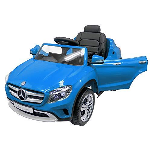 Best Ride On Cars Mercedes GLA 12V Ride On, Blue