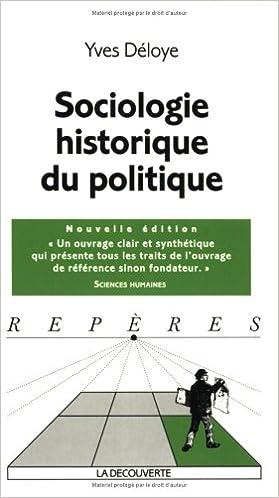 Lire un Sociologie historique du politique pdf, epub