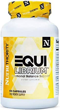 Equilibrium- Hormonal Balance Support for Weight Loss and Lower Stress