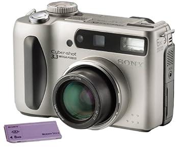 Sony DSC-S75 Camera USB XP