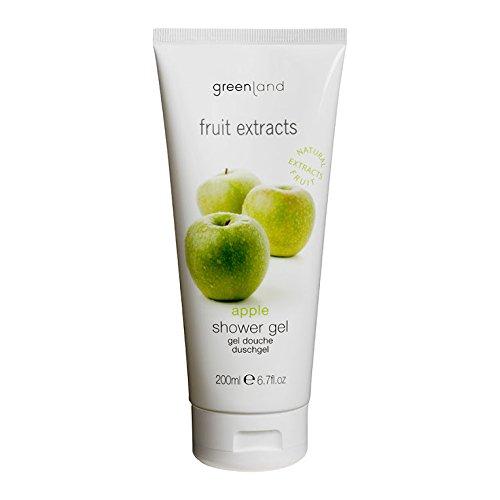 Greenland Fruit Extracts Apple Shower Gel 200ml Greenland Body