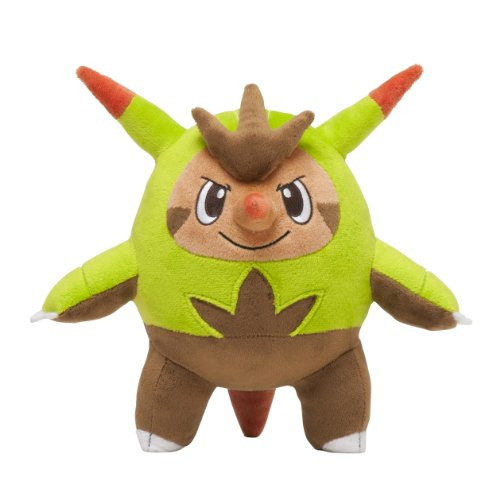 Pokemon Center Original Quilladin Plush - Near Malls In Orlando Florida Disney