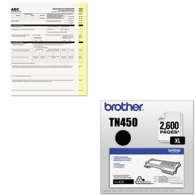 KITBRTTN450PMC59101 - Value Kit - Pm Company Digital Carbonless Paper (PMC59101) and Brother TN450 TN-450 High-Yield Toner (BRTTN450) by PM Company