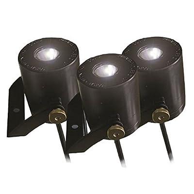 Kasco 3 LED Fountain Light Kit - 50-Ft. Power Cord, Model# LED3125050