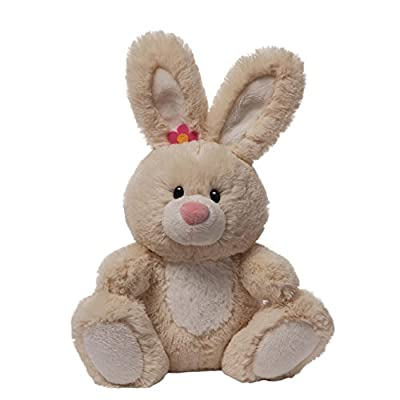 "Gund Blossom Tan Easter Bunny - 13"""