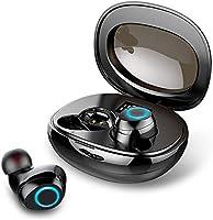 Ecouteur Bluetooth, Motast Ecouteur sans Fil TWS 3D Hi-FI Stéréo IPX7 Etanche, Oreillette Bluetooth 5.0 avec Mini Étui de...