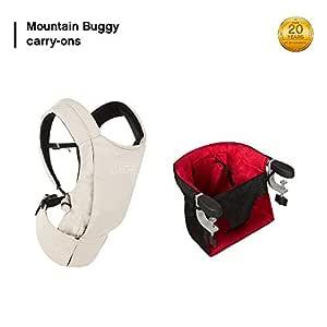 Mountain Buggy Carry-On Bundle | Juno & Pod (Sand)