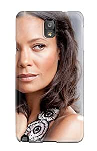 SuzanneW Galaxy Note 3 Well-designed Hard Case Cover Thandie Newton Protector