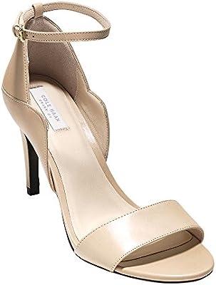 3 5 Uk Nude Leather Cole Haan Women S Grace Grand 85mm Dress