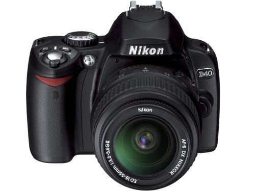 nikon d40 with af s dx zoom nikkor 18 55mm f amazon co uk camera rh amazon co uk nikon camera d40x manual manual for nikon d40 digital camera