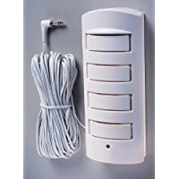 ES15 External Siren Alarm for use with Motion Sensor Detectors MA20 & MA30