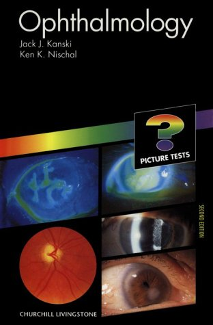 Ophthalmology: Picture Tests, 2e