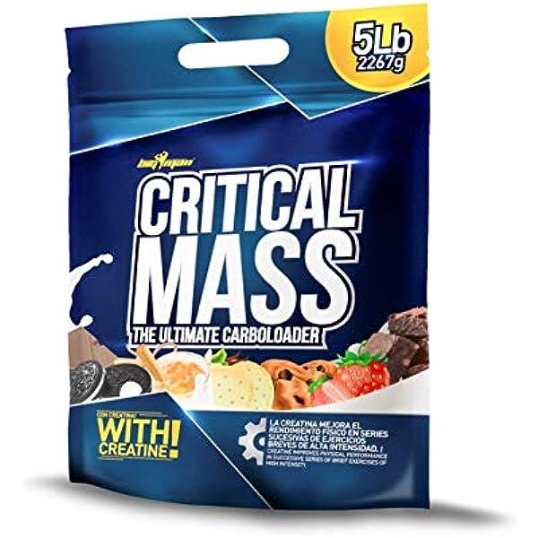 Big Man Critical Mass - 2,27 kg Chocolate: Amazon.es ...