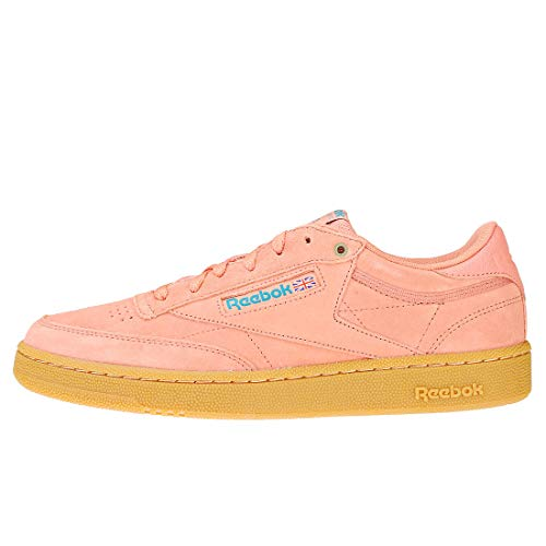 Apricot Chaussures 0 dirty Gymnastique Mu Reebok mc De 85 Homme Club tea Multicolore C wOgIxq6P