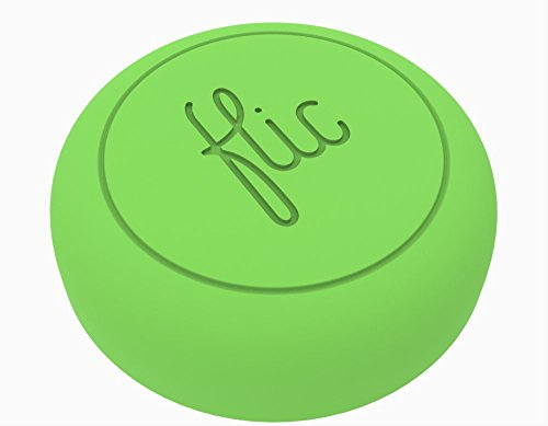 Flic-The-Wireless-Smart-Button-Green