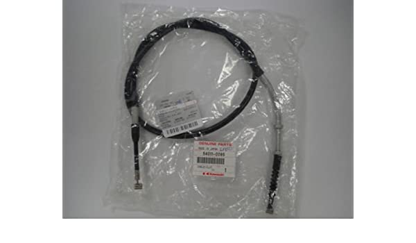 Kawasaki OEM Cable de embrague para KX450 F 54011 - 0095: Amazon.es: Coche y moto