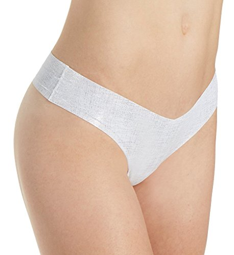 Commando Printed Thong Low-Rise (CTP) S/M/Disco