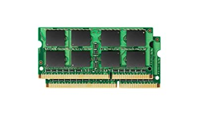 Apple Memory Module 8GB 1066MHz DDR3 (PC3-8500) - 2x4GB SO-DIMMs from Lifetime Memory Products