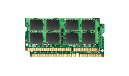- Apple Memory Module 8GB 1066MHz DDR3 (PC3-8500) - 2x4GB SO-DIMMs