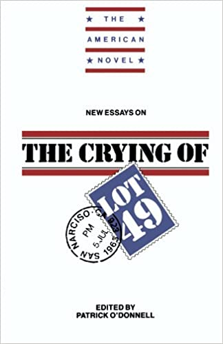crying of lot 49 essay