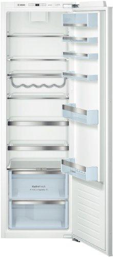 Bosch KIR81AF30 Serie 6 Einbau Kühlschrank / Flachscharnier / 177,2cm Höhe / 116 kWh/Jahr / 319L / TouchControl - Elektronische Temperaturregelung / LED Beleuchtung / Fest montiert