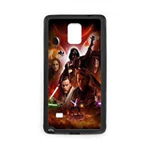 Star Wars Poster Samsung Galaxy Note 4 Cell Phone Case Black DIY GIFT pp001_8140277