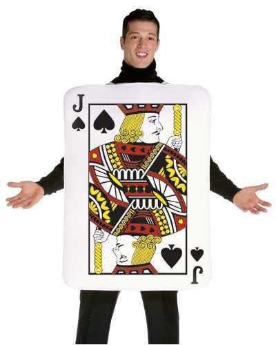 Jack Of Spades Costume (Jack of Spades Costume - Adult)