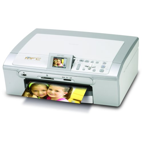 Brother DCP-350c Color Inkjet Flatbed All-in-One for your home or home office