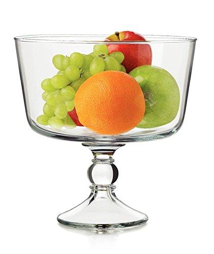 Libbey Selene Trifle Bowl, 9