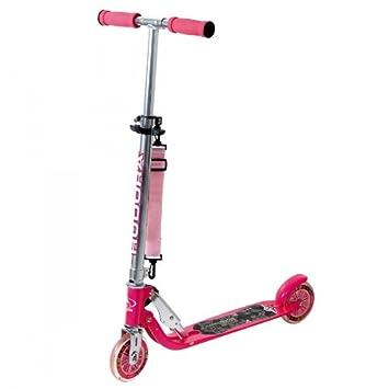 Hudora Alu Roller Sidewalker Rosa Amazonde Spielzeug