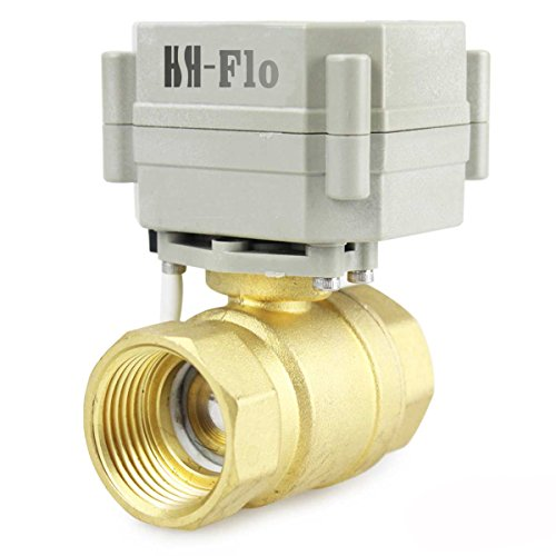 3 4 npt brass ball valve - 5