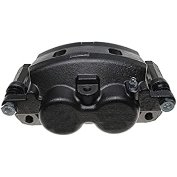 ACDelco 18FR2247 Professional Front Driver Side Disc Brake Caliper Assembly without Pads (Friction Ready Non-Coated), Remanufactured