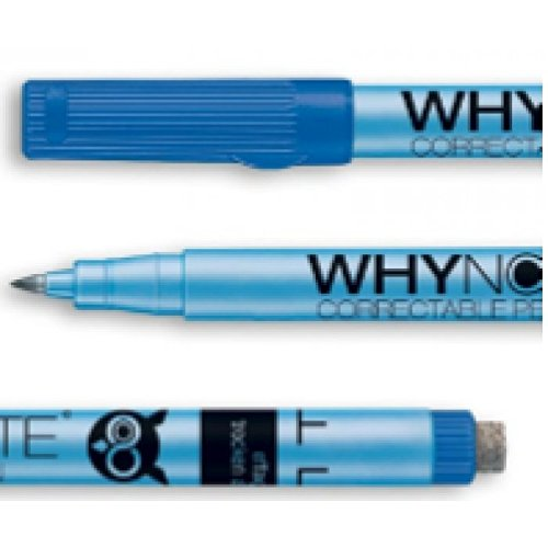 Penna per whynote cancellabile blu–whynote