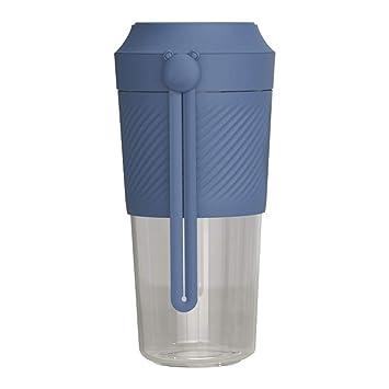 YHDQ Una licuadora/Taza Que se Puede Usar para el hogar/al Aire ...