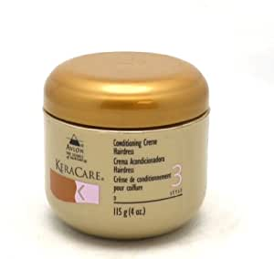Avlon Keracare Conditioning Creme Hairdress, 4 Ounce