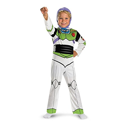 Buzz Lightyear Classic Child Costume - Medium - Disney Costumes