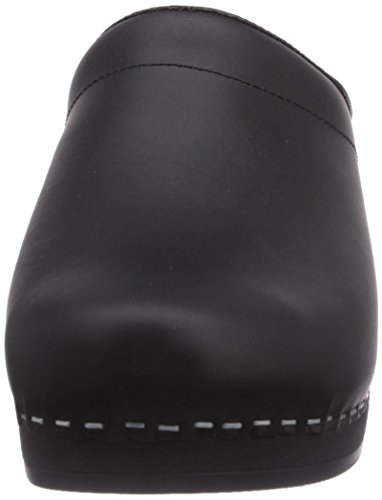 BIGHORN Zuecos Gevavi5000 00 schwarz zwart Mujer Schwarz Negro wzz1q