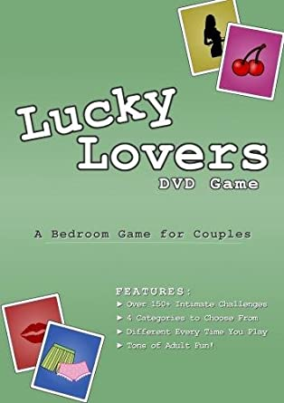 Lucky Lovers Adult Game for Couples  DVD Edition. Amazon com  Lucky Lovers Adult Game for Couples  DVD Edition