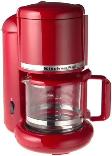 Wondrous Amazon Com Kitchenaid Kcm055 4 Cup Ultra Coffeemaker Home Remodeling Inspirations Gresiscottssportslandcom
