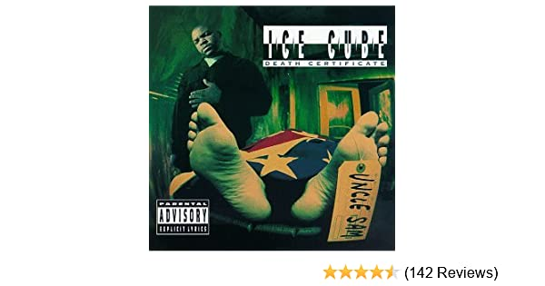Ice Cube Death Certificate Review - CWIEK