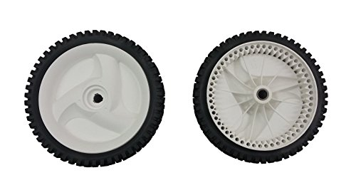 Craftsman 532403111 Mower Front Drive Wheels (Pack of 2) ()